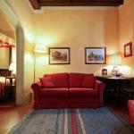 Antiche Dimore Fiorentine Appartamento Casa del Mercato Salotto