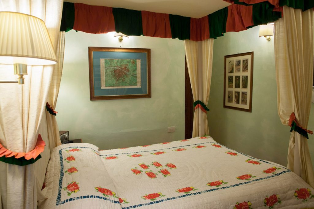 Antica Dimora Johlea Deluxe Single Room