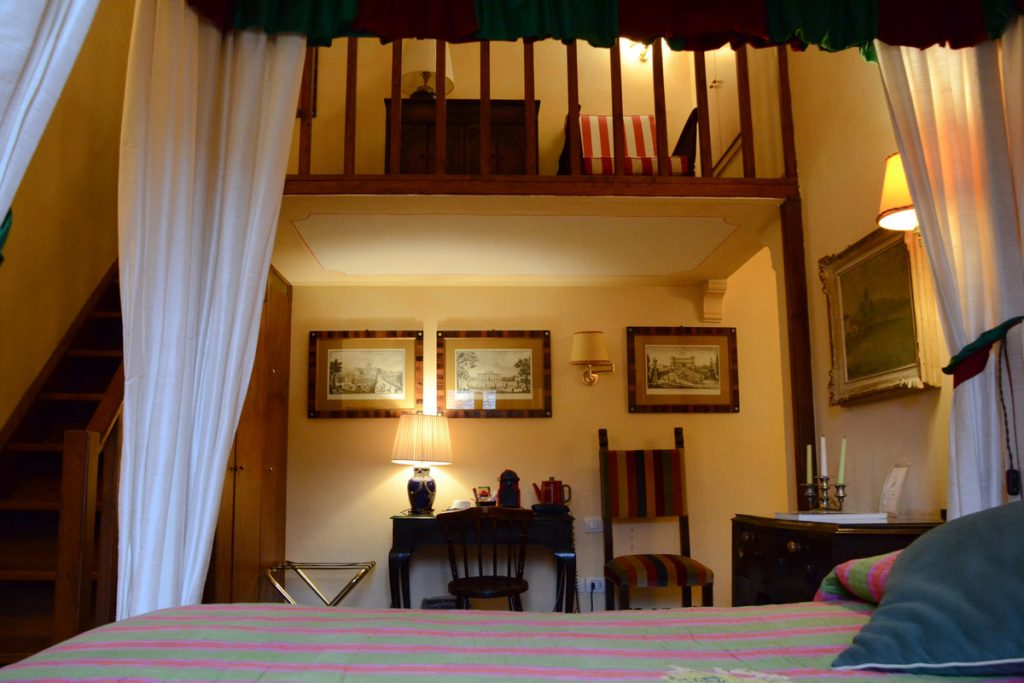Antica Dimora Johlea Executive Double Room