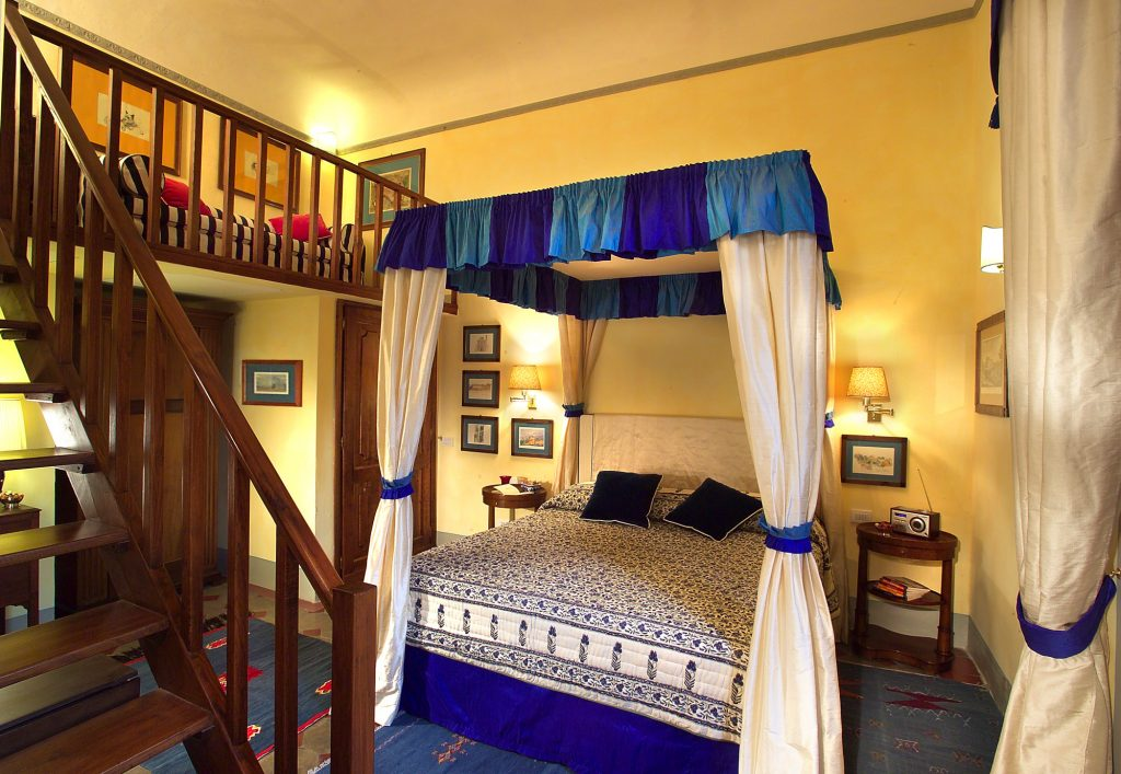 Executive Double Room Antica Dimora Johlea