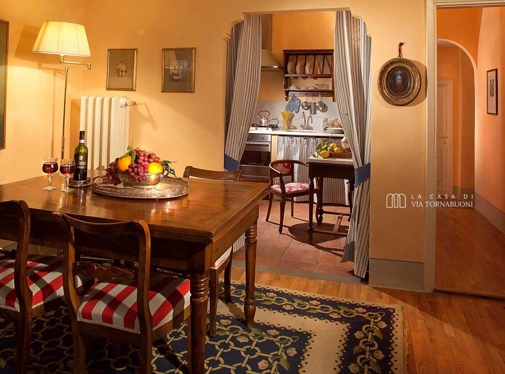 Antiche Dimore Fiorentine via Tornabuoni Suite Apartment