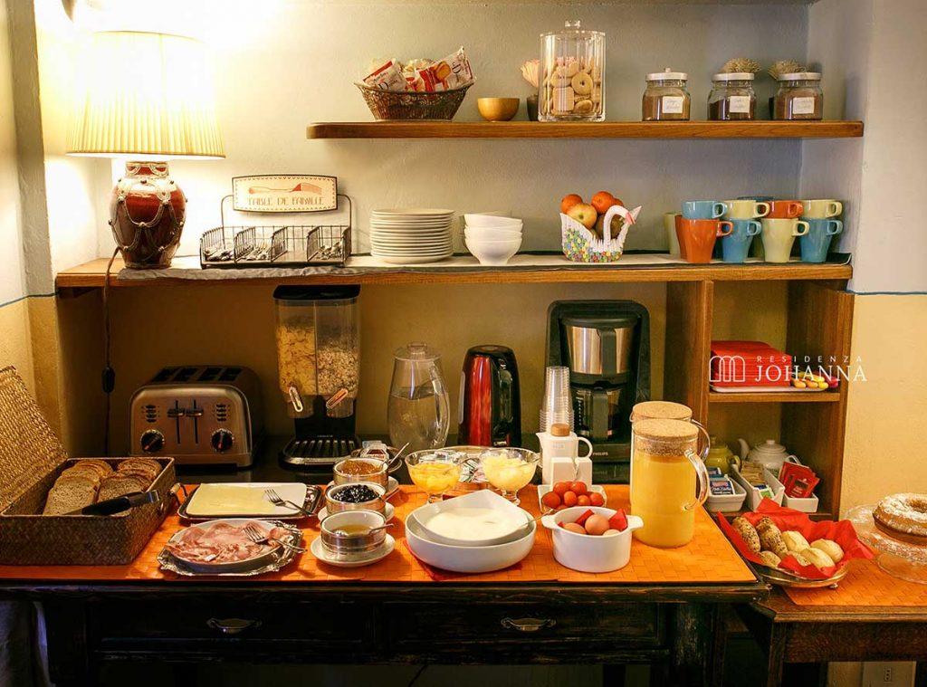 Antica Dimora Johanna Breakfast