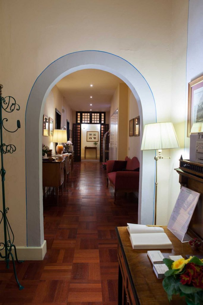 Antica Dimora Johanna Entrance Hall
