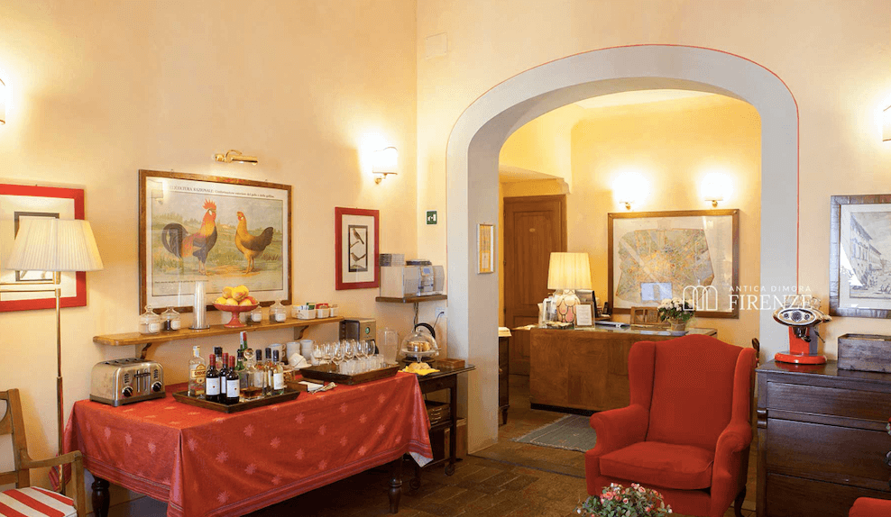 cosy bed and breakfast florence