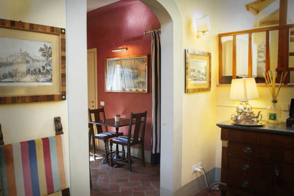 Antica Dimora Johlea Living Room