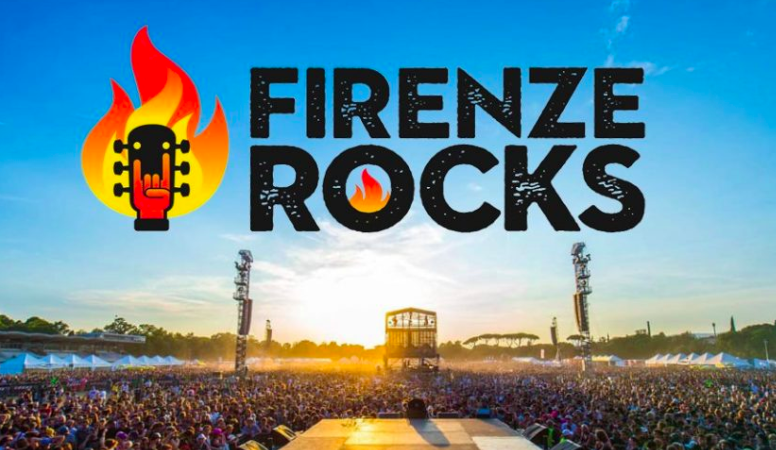 events firenze rocks 2020